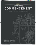 2019 Spring Graduate Commencement by Lindenwood University