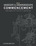 2018 Winter Graduate & Undergraduate Commencement by Lindenwood University