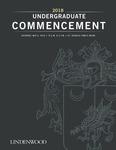 2018 Spring Undergraduate Commencement by Lindenwood University