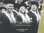 2016 Spring Graduate Commencement by Lindenwood University