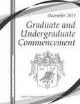 2013 Winter Graduate & Undergraduate Commencement by Lindenwood University