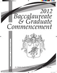 2012 Baccalaureate & Graduate Commencement by Lindenwood University