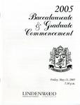 2005 Baccalaureate & Graduate Commencement