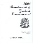 2004 Baccalaureate & Graduate Commencement