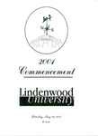 2001 Undergraduate & Graduate Commencement