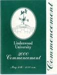 2000 Undergraduate & Graduate Commencement