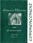 1999 Undergraduate & Graduate Commencement
