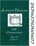 1998 Undergraduate & Graduate Commencement