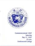 1997 Undergraduate & Graduate Commencement