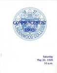 1995 Undergraduate & Graduate Commencement