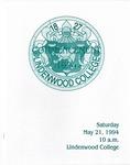 1994 Undergraduate & Graduate Commencement