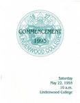 1993 Undergraduate & Graduate Commencement