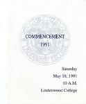 1991 Undergraduate & Graduate Commencement