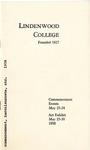 1958 Commencement