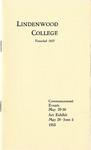 1953 Commencement