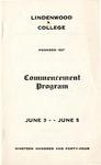1944 Commencement
