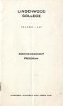 1941 Commencement