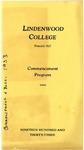 1933 Commencement