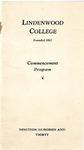 1930 Commencement