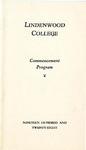 1928 Commencement