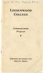 1923 Commencement