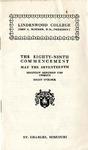 1920 Commencement