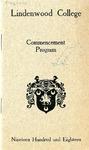 1918 Commencement