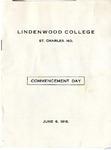 1916 Commencement