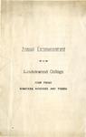 1903 Commencement