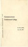 1899 Commencement