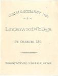 1895 Commencement