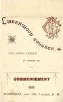 1888 Commencement