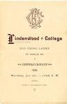 1886 Commencement