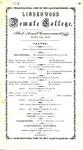 1860 Commencement