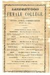 1859 Commencement