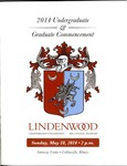 2014 Undergraduate and Graduate Commencement, Belleville Campus