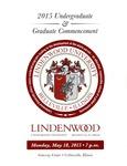 2015 Undergraduate and Graduate Commencement, Belleville Campus