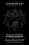 2019 Winter Undergraduate and Graduate Commencement, Belleville Campus