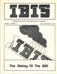 The Ibis, November 2, 1979 by Lindenwood College
