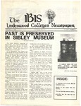 The Ibis, November 16, 1978 by Lindenwood College