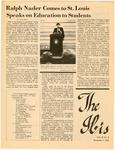 The Ibis, November 1, 1974