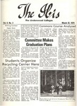 The Ibis, March 22, 1974
