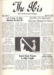 The Ibis, April 19, 1974 by Lindenwood College