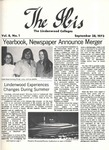 The Ibis, September 28, 1973 by Lindenwood College