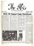 The Ibis, October 5, 1973 by Lindenwood College