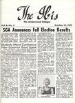 The Ibis, October 19, 1973