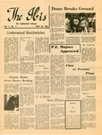 The Ibis, April 25, 1973 by Lindenwood College