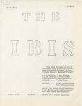 The Ibis, November 30, 1971