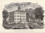 Sibley Hall, 1864 by Lindenwood College