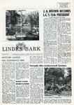 The Linden Bark, October 24, 1966